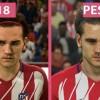 《FIFA 18》Vs《PES 2018》畫面對比王者對決
