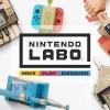 Nintendo Labo發揮無限的想像力