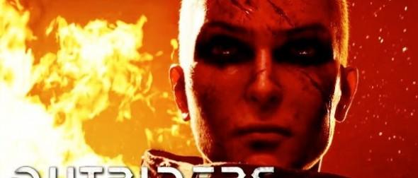 E3 2019:《Outriders》倖存者射爆外星怪獸