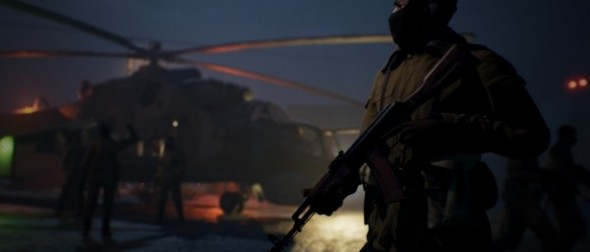 《I.G.I Origins》潛入敵軍陣營執行各種任務