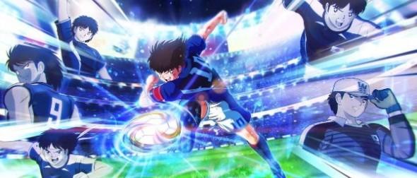 《足球小將》系列最新作《足球小將新秀崛起》