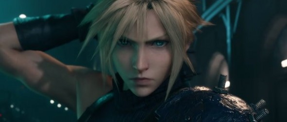 《Final Fantasy VII Remake》 opening movie