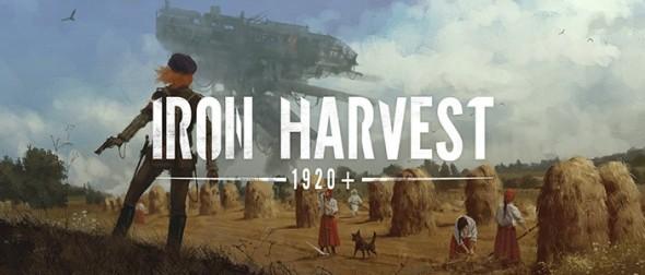 RTS《IRON HARVEST》新實機演示戰場火拼
