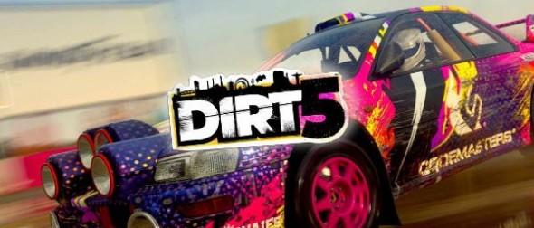 《DIRT 5》感受賽車遊戲的風馳電掣