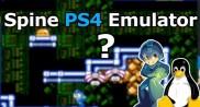 Linux系統PS4模擬器Spine現已支持300多款遊戲