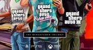 《GTA : The Trilogy – The Definitive Edition》韓國評級曝光或即將正式公佈