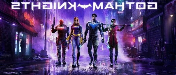 《Gotham Knights 》2022年全平台發售