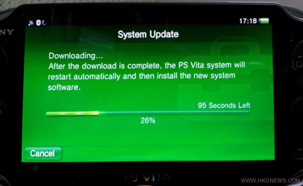PS-Vita-Update