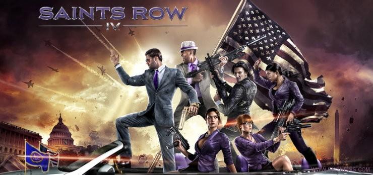Saints Row4