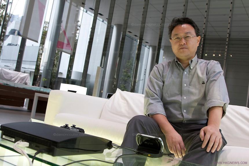 Shuhei Yoshida of Sony Computer entertainment