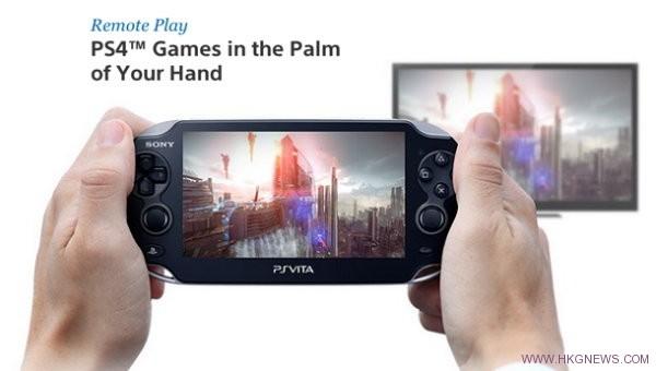 ps4 remote play vita