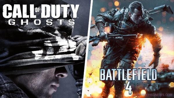 Call Of Duty Battlefield
