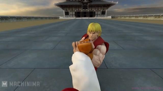 fps-Street Fighter