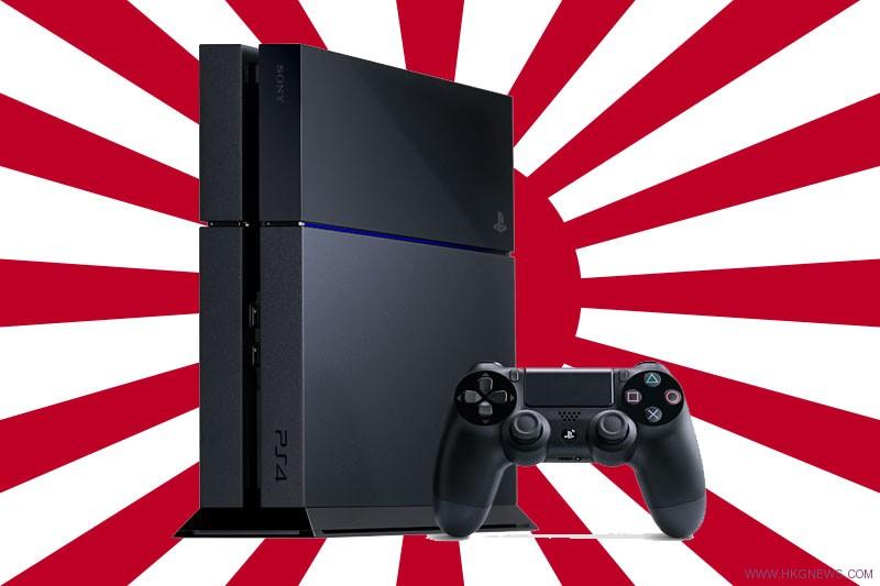 PS4-Japan