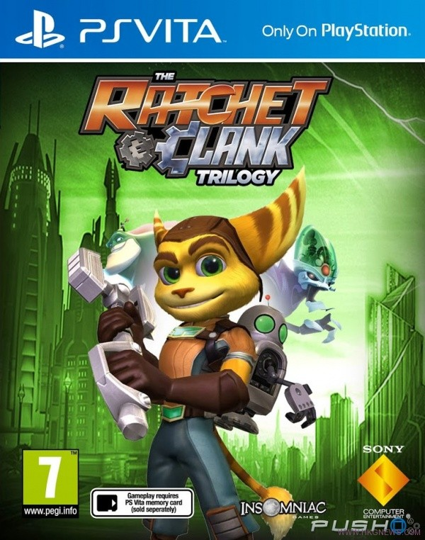 Ratchet-Clank HD Trilogy