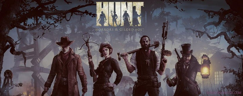 Hunt-Horrors of the Gilded Age