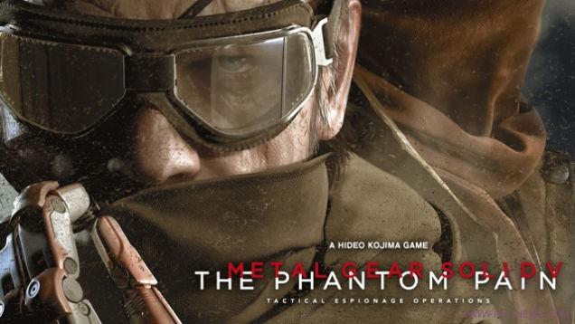 mgs5-The Phantom Pain