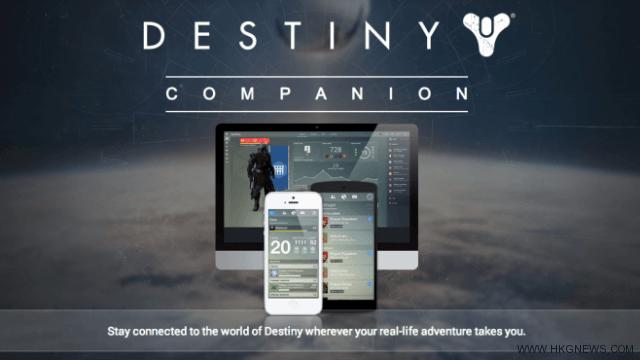 Destiny's iOS Companion App