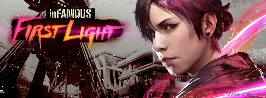 inFAMOUS-First Light