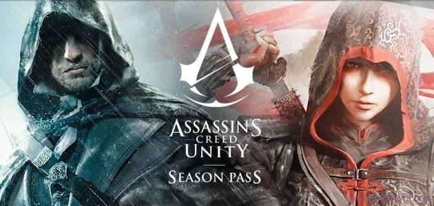 AssassinsCreed Unity Season Pass