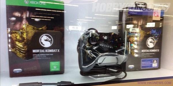 Mortal Kombat X-coll