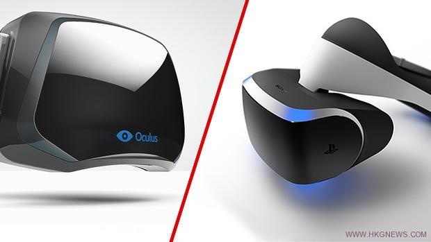 Oculus VR Project Morpheus