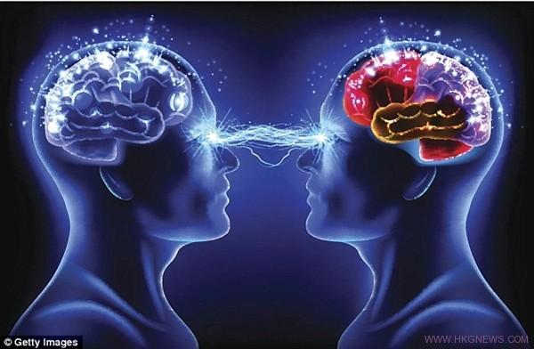 """全球首次""""腦對腦""""信息傳輸成功"""