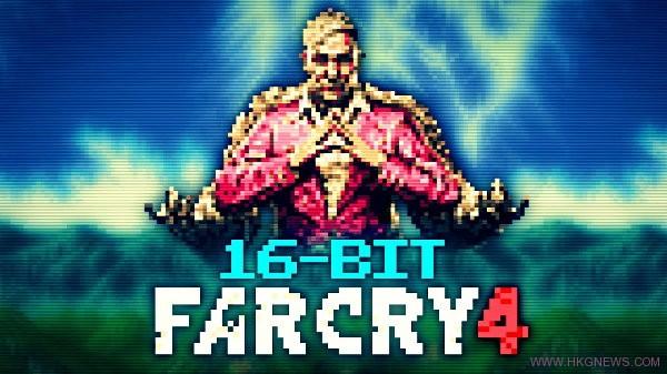 Far Cry 4-16bit