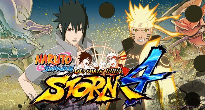 Naruto Shippuden-Ultimate Ninja Storm4