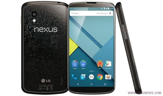 Nexus 4 Android5
