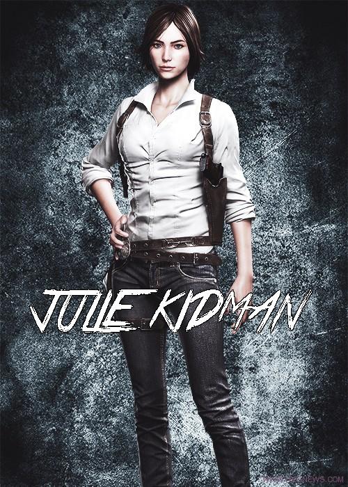 The Evil Within Juli Kidman