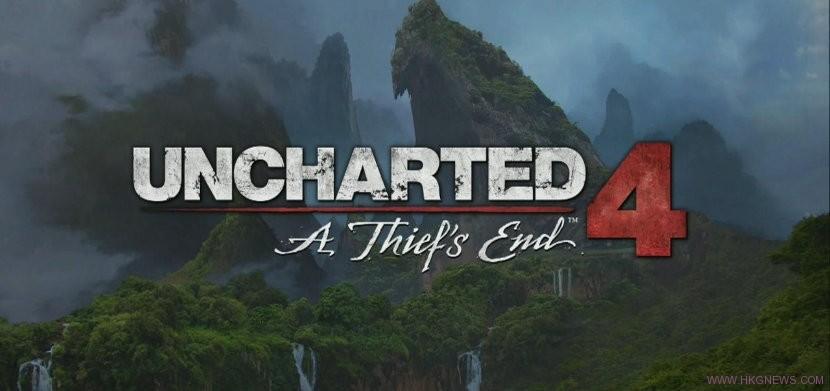 零售商曝《Uncharted 4》16年4月發售?