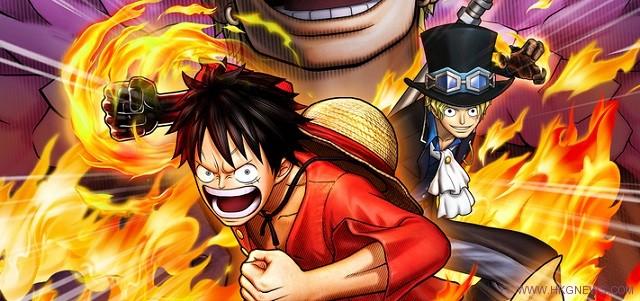 One Piece-Pirate Warriors 3