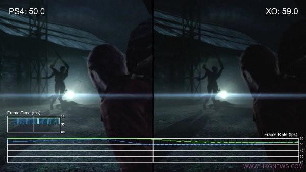 Resident Evil Revelations 2 ps4 vs xbox one