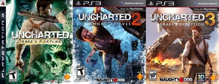 Uncharted 123