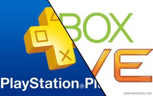 psn plus xbox live gold