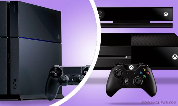 PS4-v-Xbox