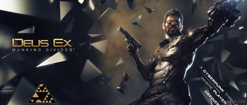 Deus Ex-Mankind Divided