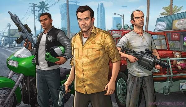 GTA 5Vice City
