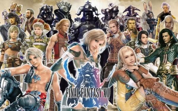 final fantasy12