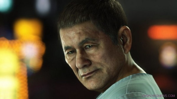 Yakuza 6-boss