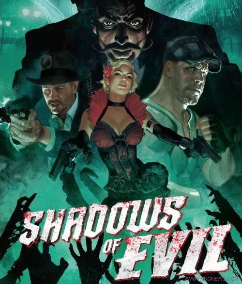 cod-Shadows of Evil