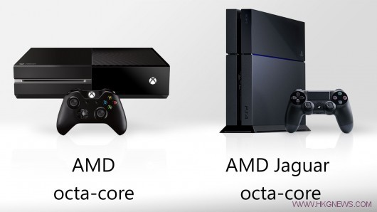 amd-Xbox One PS4