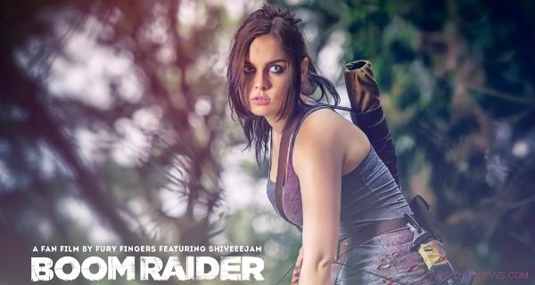 8-Boom Raider