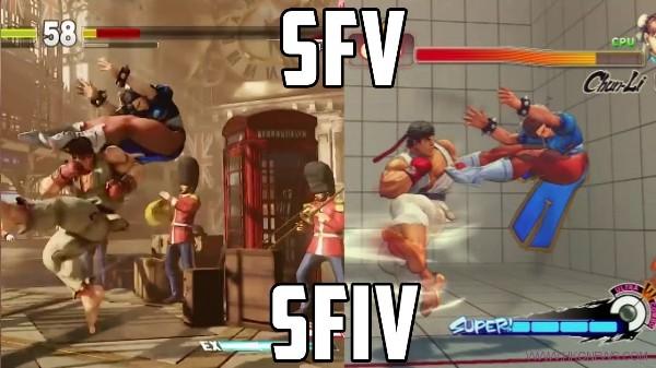 sf4 sf5