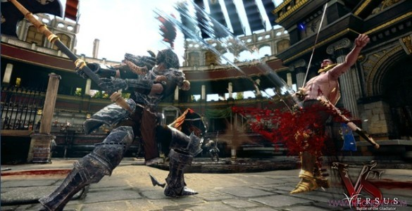 Versus Battle of the Gladiator