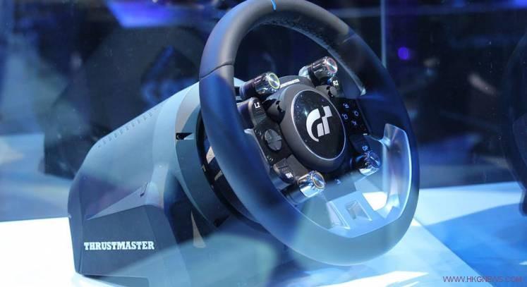 GT Sport Thrustmaster