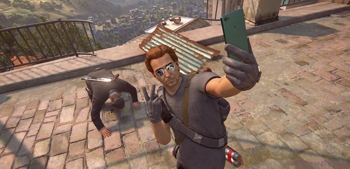 uncharted 4 -mp
