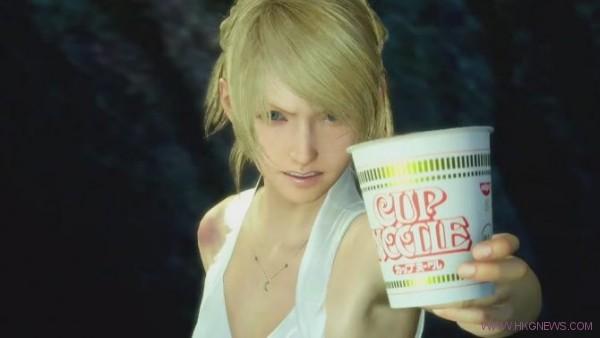 ff15 Cup of Noodles