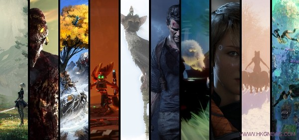 ps4 exclusives 2016